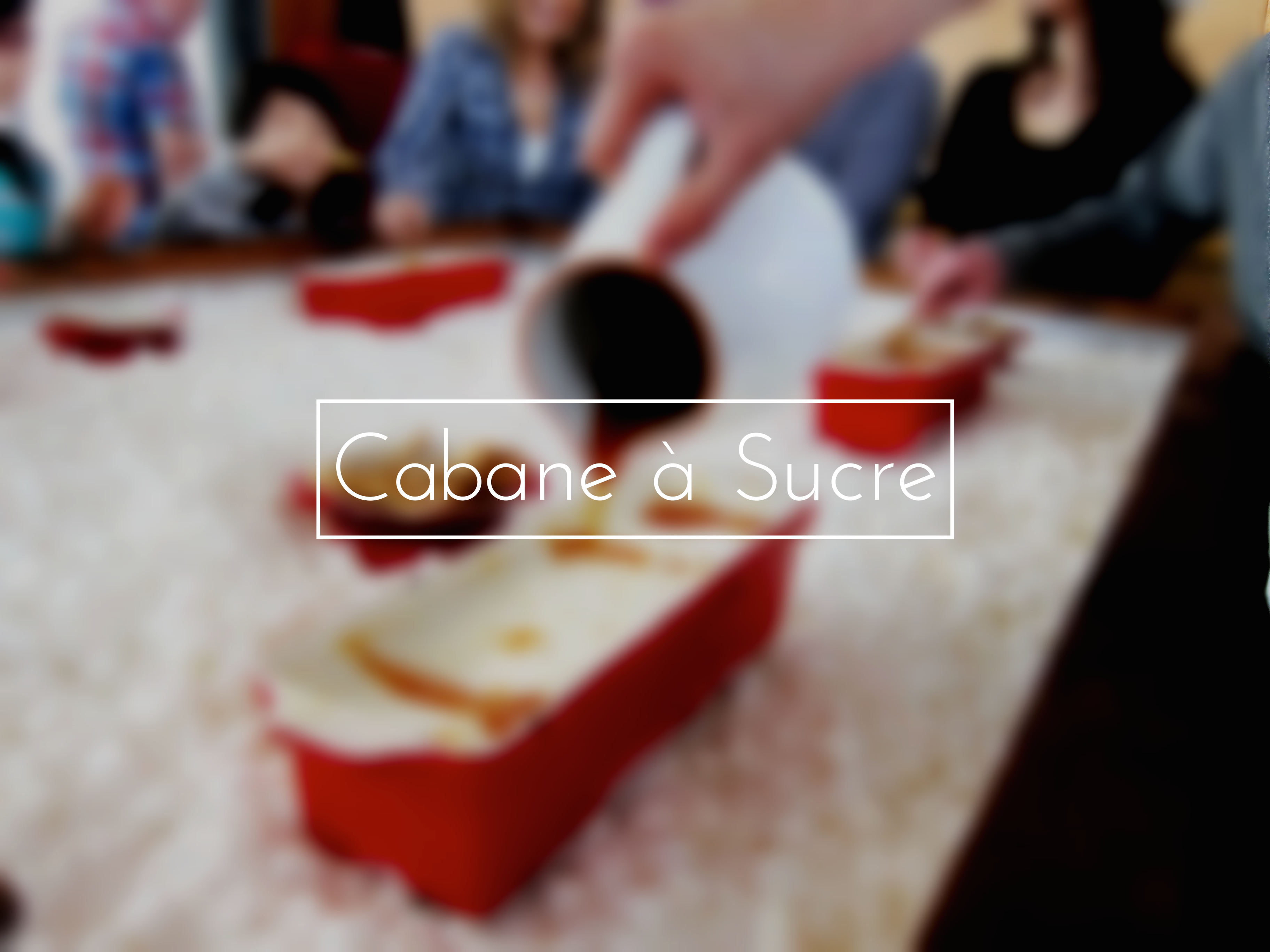 [MTL] Urban Sugar Shack – Chef à l'érable à Scena