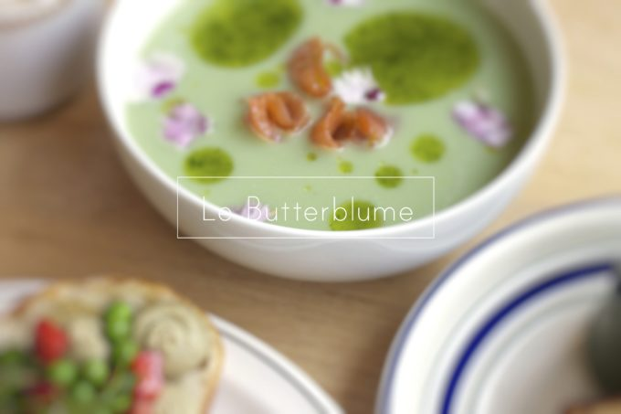 Le butterblume