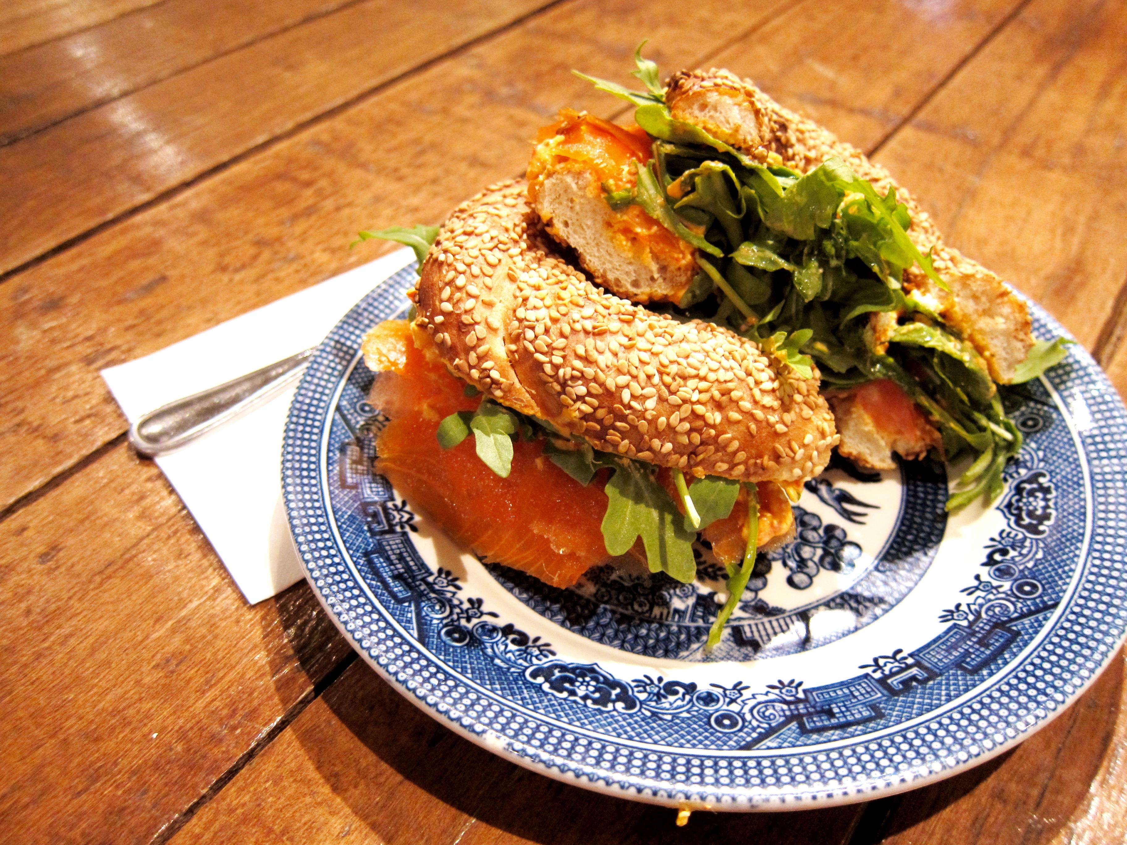 Sandwich Simit