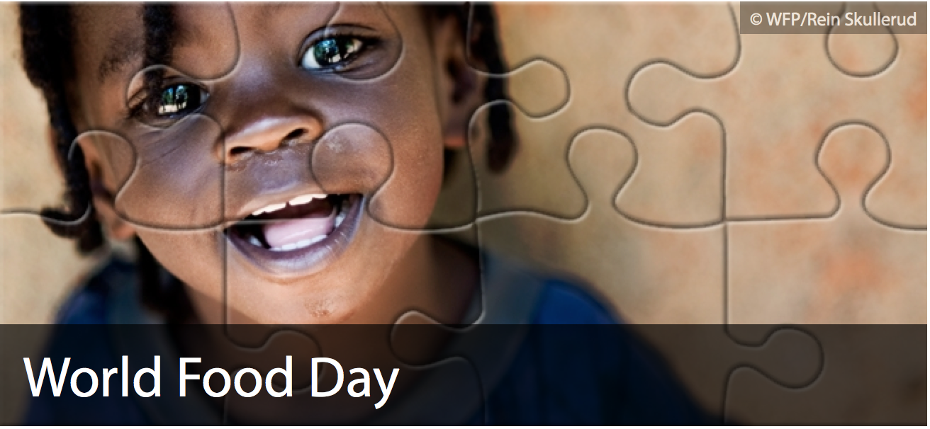 United Nations Word Food Programme – World Food Day
