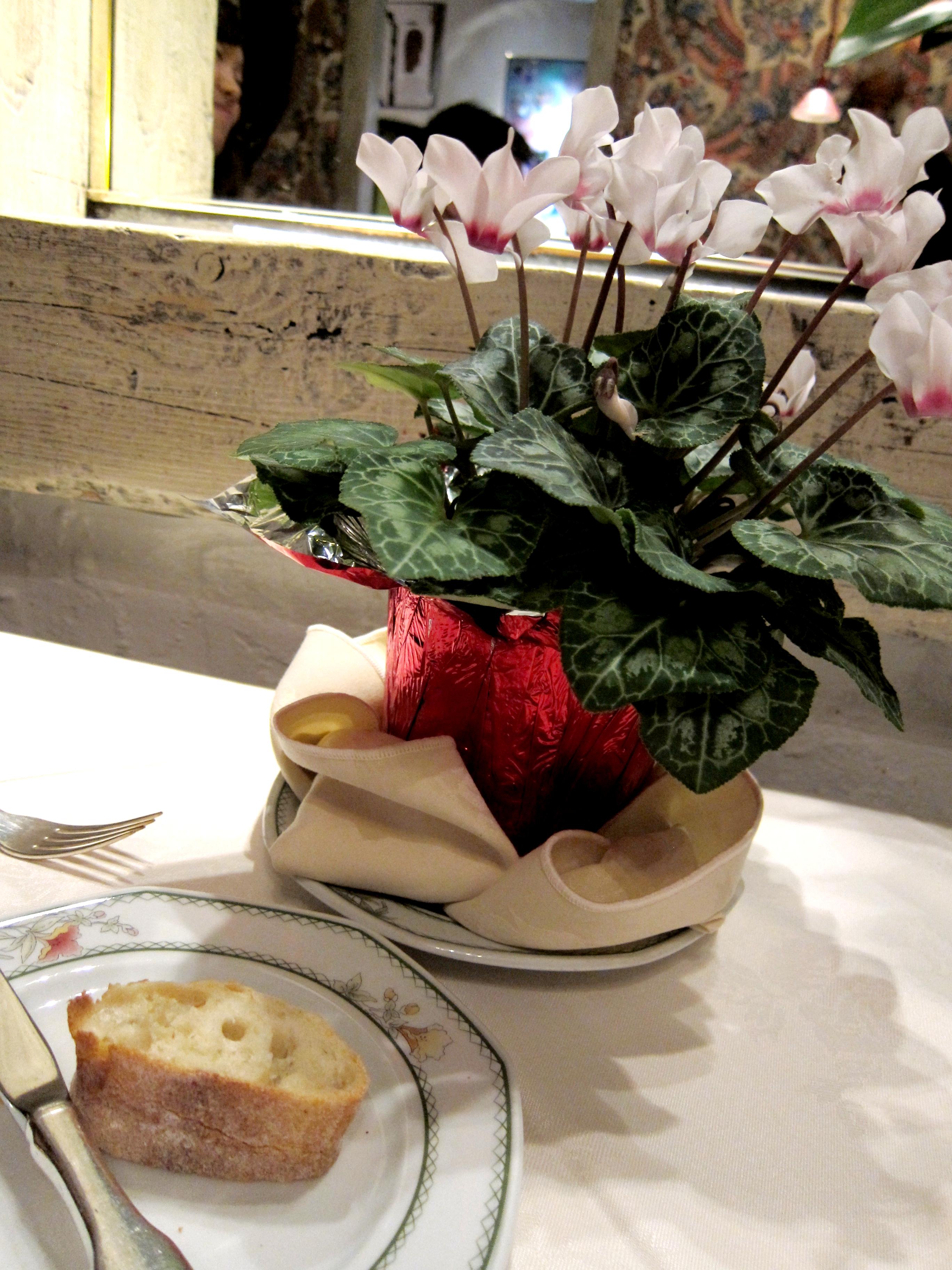 [MTL] MTL à Table 2014 – Dîner au restaurant Chez la mère Michel