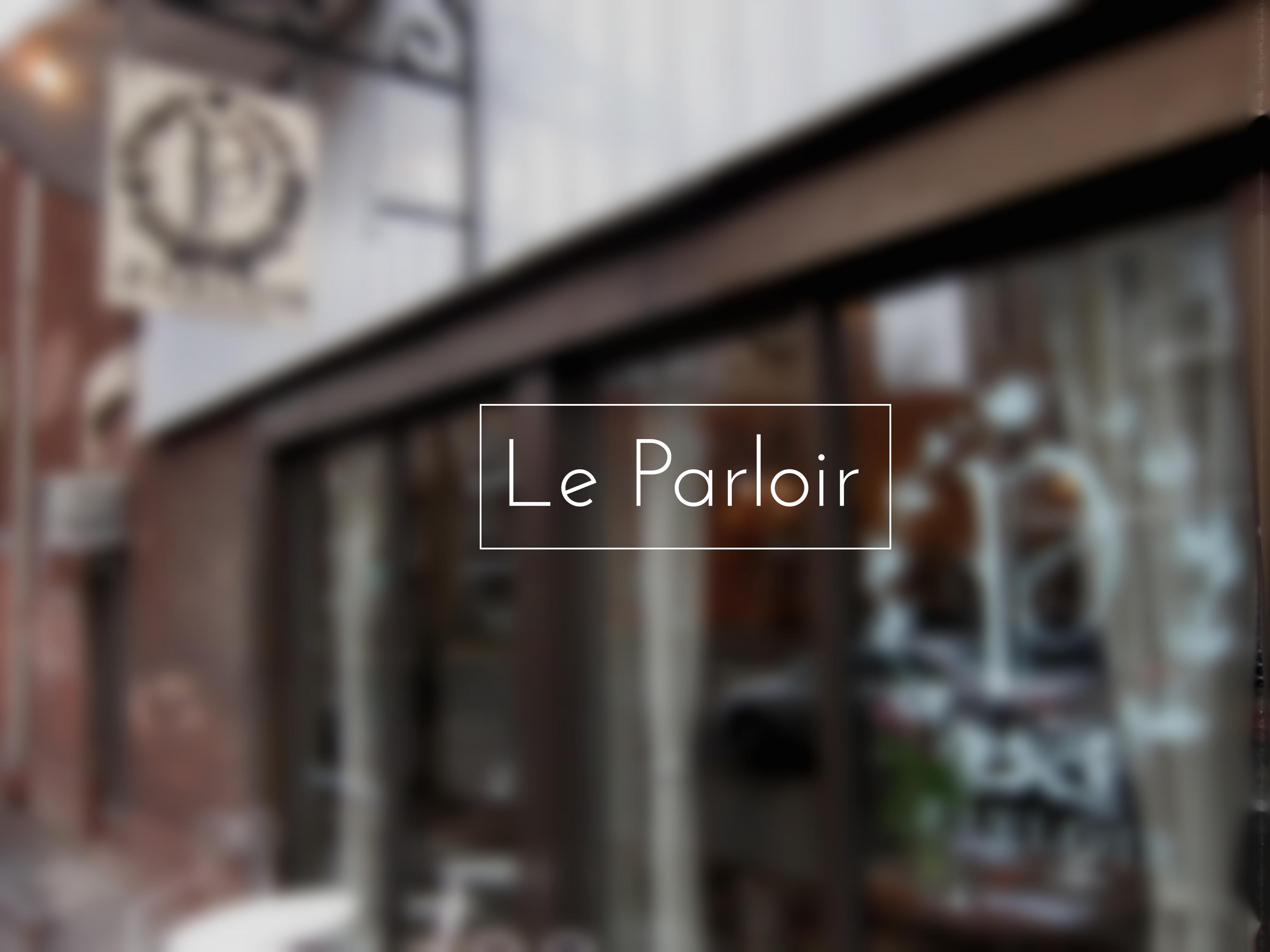 [MTL] Dainty tea room in the Plateau Mont-Royal – Le Parloir