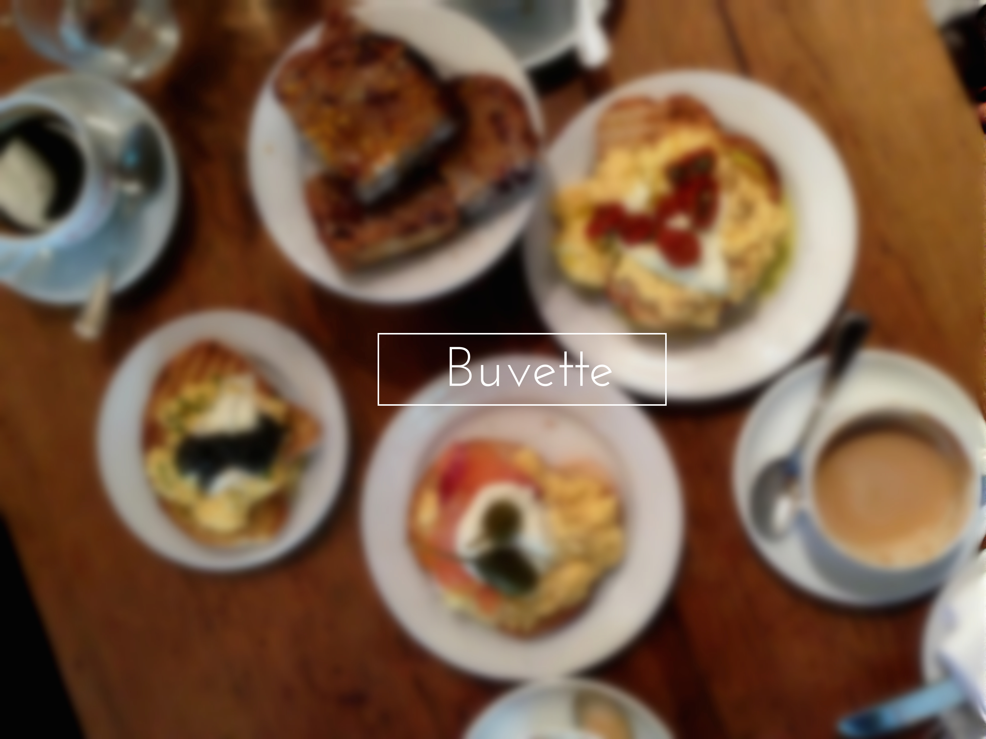 [NYC] A True Parisienne Cafe – Buvette