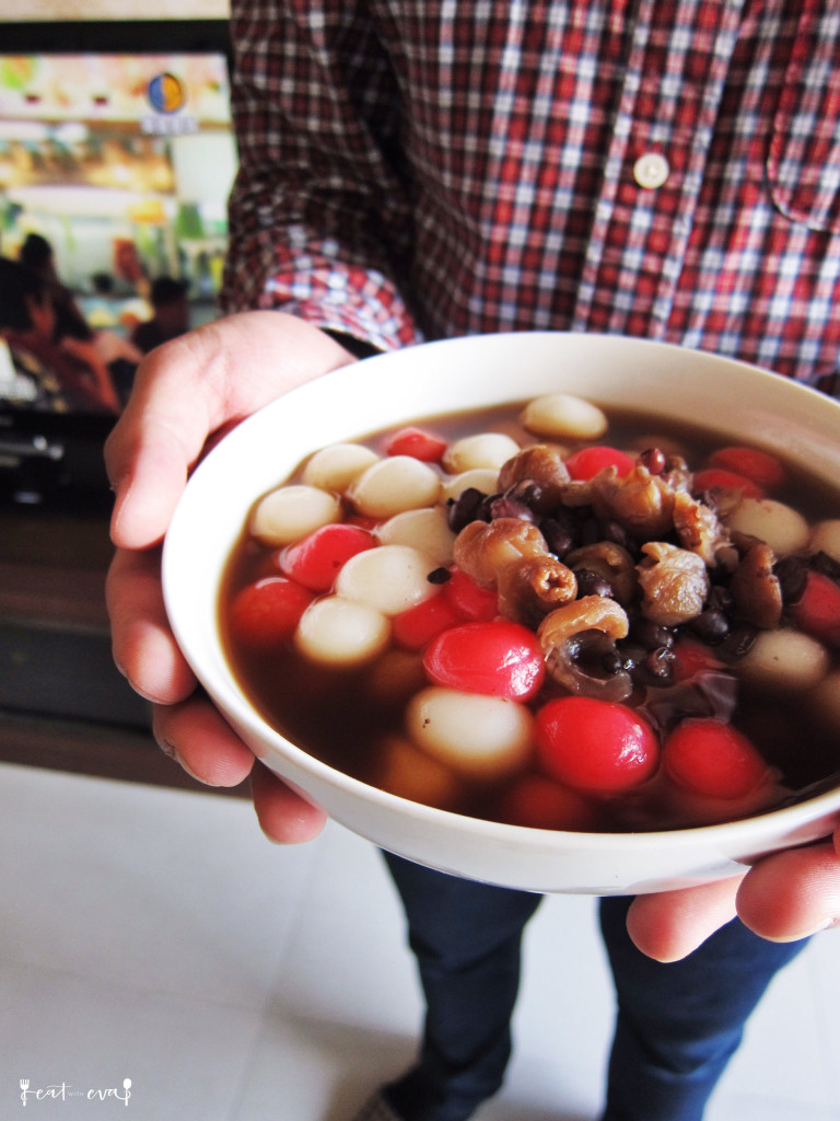 tang yuan 湯圓