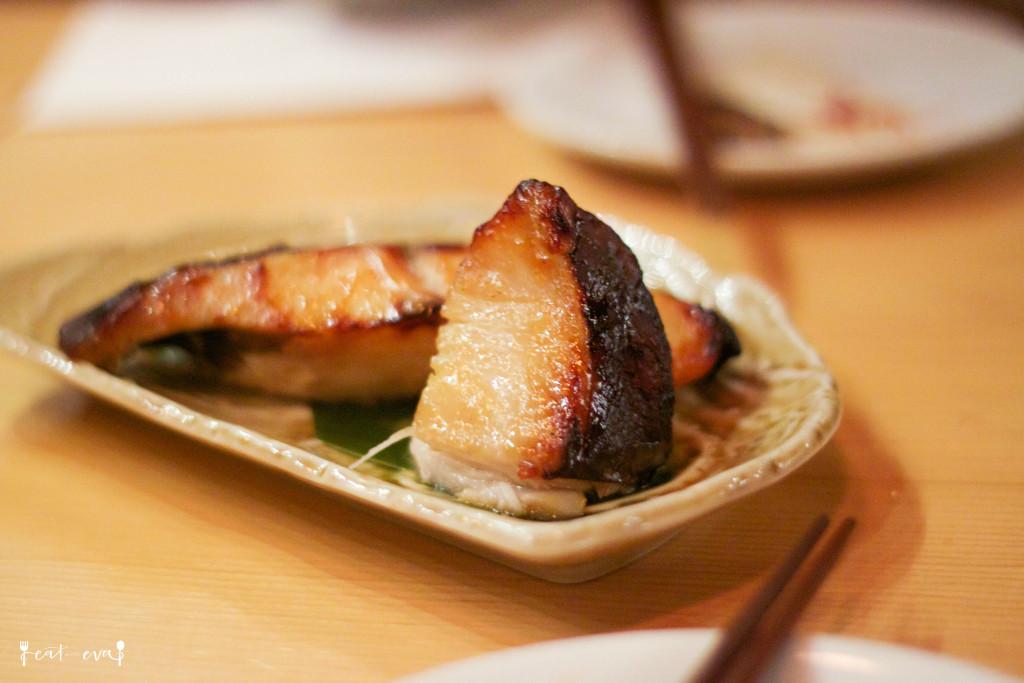 Kinka Izakaya - marinated black cod