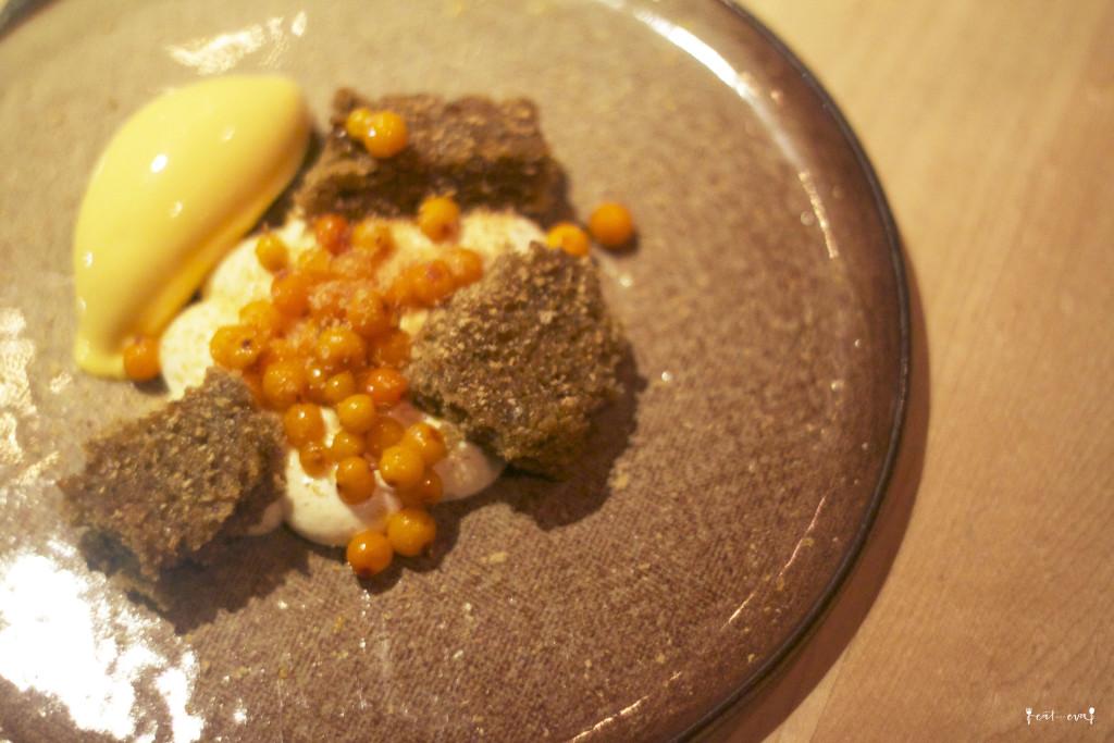 Hoogan et Beaufort dessert