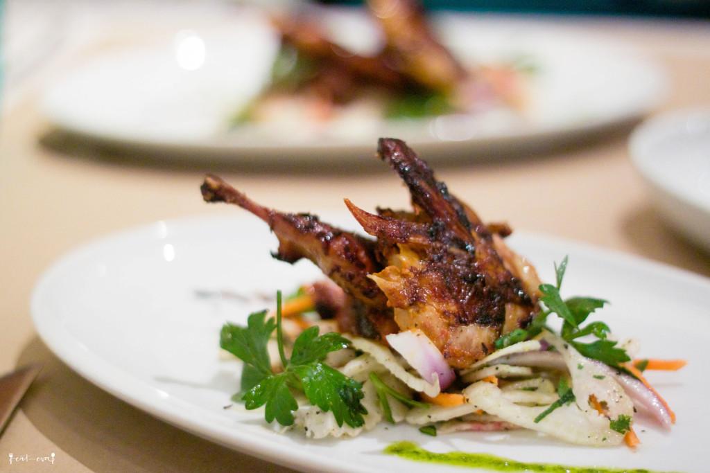 MKT Restaurant quail