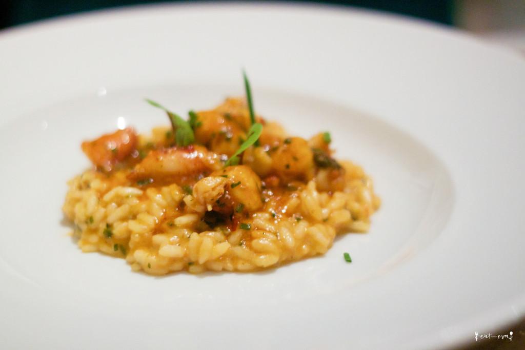 MKT Restaurant risotto