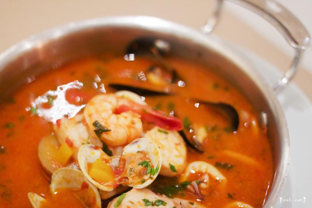 MKT Restaurant bouillabaisse
