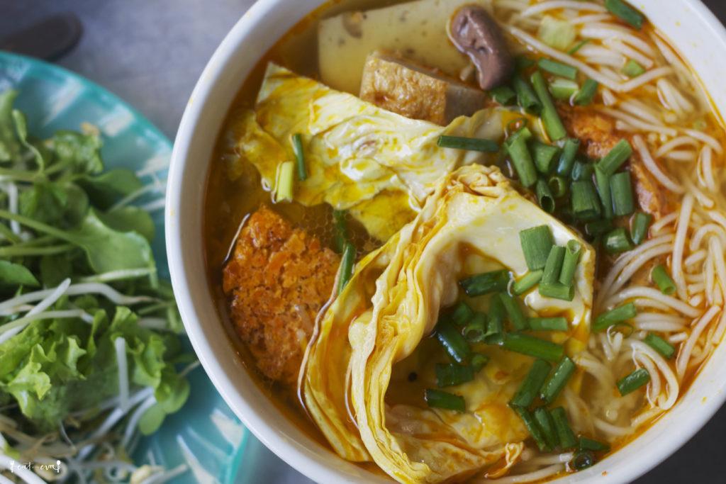 Da Nang crab noodles