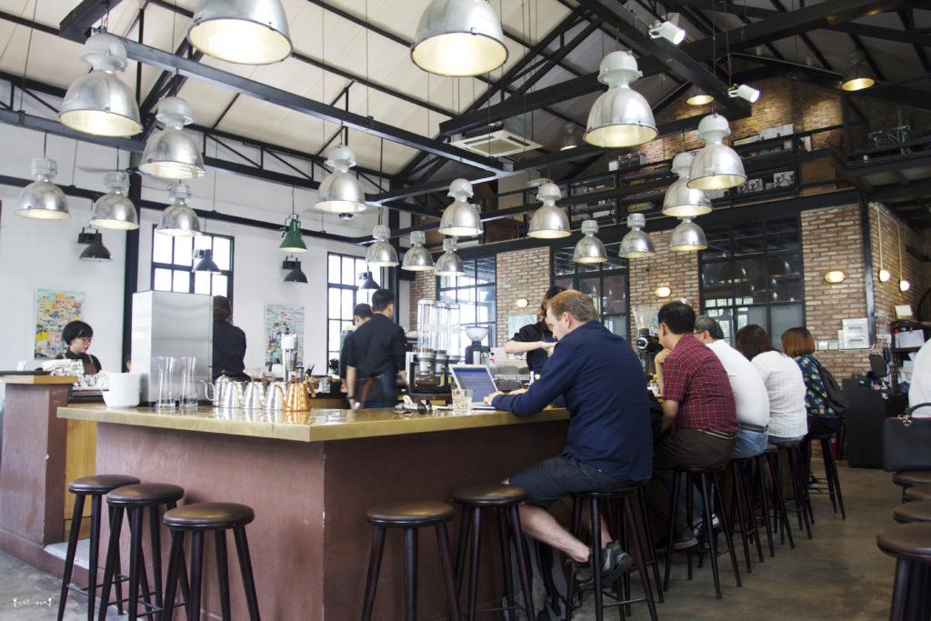 The Workshop cafe saigon ho chi minh city