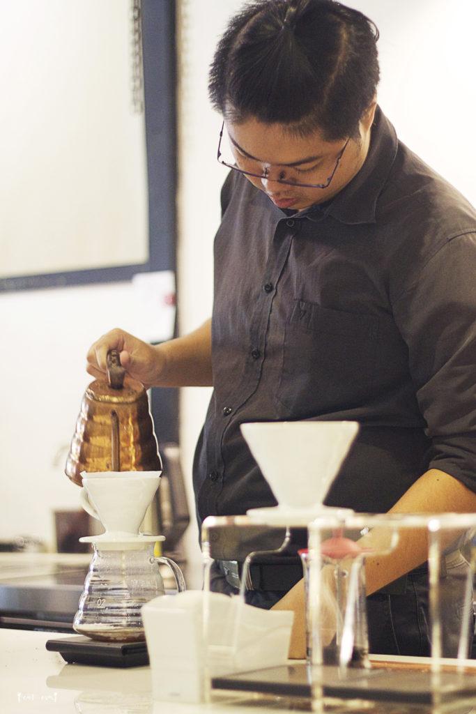 Klasik coffee roaster saigon ho chi minh city