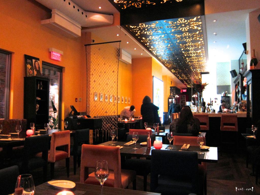 Restaurant Helena Montreal